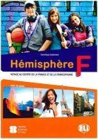 ELI s.r.l. HEMISPHERE F LIVRE DE L´ELEVE avec CD AUDIO - GUILLEMANT, D. cena od 229 Kč