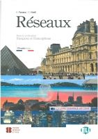 ELI s.r.l. RESEAUX LIVRE DE L´ELEVE avec CD AUDIO - FANARA, A., NIELFI,... cena od 229 Kč