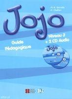 ELI s.r.l. JOJO 3 GUIDE PEDAGOGIQUE avec CD AUDIO - APICELLA, M. A., CH... cena od 497 Kč