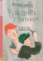 ELI s.r.l. LECTURAS ELI ADOLESCENTES Nivel 1 (ELE A1): RINCONETE Y CORT... cena od 294 Kč