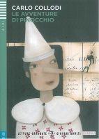 Carlo Collodi: Le avventure di Pinocchio cena od 155 Kč