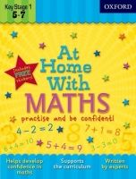 OUP ED AT HOME WITH MATHS (Age 5-7) - PATILLA, P., FLETCHER, R. cena od 96 Kč