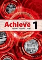 OUP ELT ACHIEVE 2nd Edition 1 TEACHER´S RESOURCE CENTER CD-ROM - DE ... cena od 384 Kč