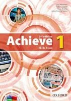 OUP ELT ACHIEVE 2nd Edition 1 SKILLS BOOK - WHEELDON, S., CAMPBELL, ... cena od 200 Kč