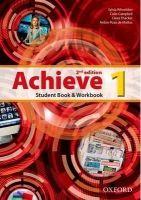 OUP ELT ACHIEVE 2nd Edition 1 STUDENT BOOK & WORKBOOK - WHEELDON, S.... cena od 460 Kč