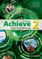 OUP ELT ACHIEVE 2nd Edition 2 STUDENT BOOK & WORKBOOK - WHEELDON, S.... cena od 483 Kč
