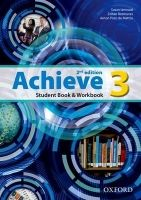OUP ELT ACHIEVE 2nd Edition 3 STUDENT BOOK & WORKBOOK - IANUZZI, S.,... cena od 483 Kč
