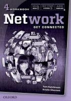 OUP ELT NETWORK 4 WORKBOOK WITH LISTENING - HUTCHINSON, T., SHERMAN,... cena od 275 Kč