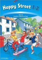 Maidment Stella: Happy Street 3rd Edition 1&2 Top-up Teacher´s Resource Pack - Maidment Stella cena od 321 Kč