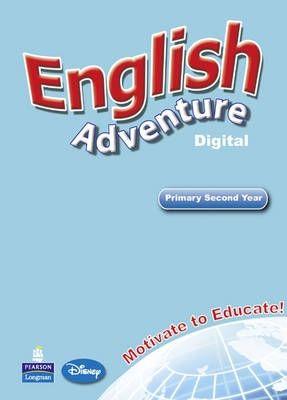 Longman English Adventure Starter B Interactive Whiteboard Software cena od 6612 Kč