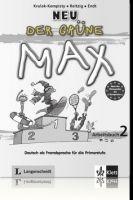Langenscheidt DER GRÜNE MAX NEU 2 LEHRERHANDREICHUNGEN - KRULAK, KEMPISTY,... cena od 254 Kč