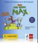 Langenscheidt DER GRÜNE MAX NEU 2 AUDIO CD zum LEHRBUCH und ARBEITSBUCH - ... cena od 339 Kč