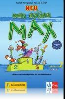 Langenscheidt DER GRÜNE MAX NEU 2 LEHRBUCH - KRULAK, KEMPISTY, E., REITZIG... cena od 322 Kč