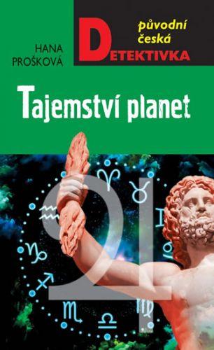 Hana Prošková: Tajemství planet cena od 239 Kč