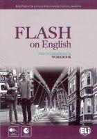 ELI s.r.l. FLASH ON ENGLISH PRE-INTERMEDIATE WORKBOOK with AUDIO CD - P... cena od 212 Kč