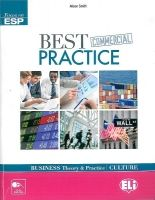 XXL obrazek ELI s.r.l. BEST COMMERCIAL PRACTICE COURSE BOOK - SMITH, A.