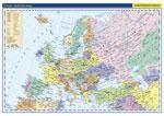 Kartografie PRAHA, a. s. Evropa - nástěnná politická mapa - 1 : 5 000 000 cena od 1039 Kč