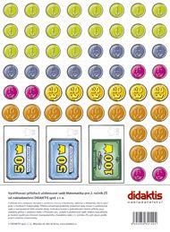 Vystřihovací příloha k učebnici matematiky (2.roč.ZŠ) cena od 33 Kč
