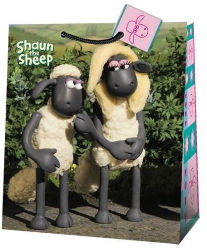 Ovečka Shaun, dárková taška , velká 3 cena od 34 Kč