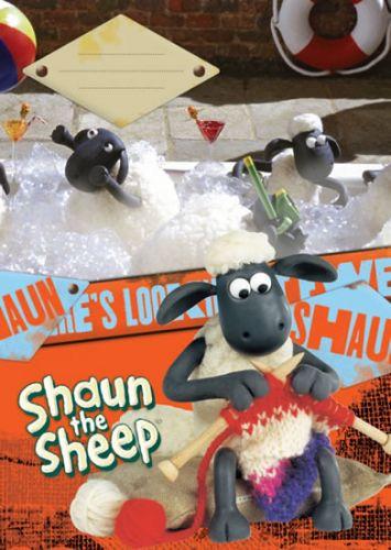 Presco Group Školní sešit A4 čtverečkovaný - Ovečka Shaun cena od 13 Kč