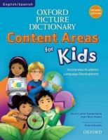 OUP ELT OXFORD PICTURE DICTIONARY: CONTENT AREAS FOR KIDS Second Edi... cena od 422 Kč
