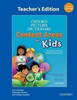 OUP ELT OXFORD PICTURE DICTIONARY: CONTENT AREAS FOR KIDS Second Edi... cena od 538 Kč