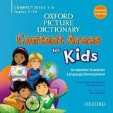 OUP ELT OXFORD PICTURE DICTIONARY: CONTENT AREAS FOR KIDS Second Edi... cena od 878 Kč