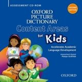 OUP ELT OXFORD PICTURE DICTIONARY: CONTENT AREAS FOR KIDS Second Edi... cena od 1 590 Kč