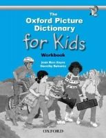 XXL obrazek OUP ELT THE OXFORD PICTURE DICTIONARY FOR KIDS WORKBOOK - KEYES, J. ...
