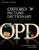 OUP ELT OXFORD PICTURE DICTIONARY Second Ed. ENGLISH / SPANISH - ADE... cena od 430 Kč