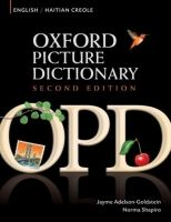 OUP ELT OXFORD PICTURE DICTIONARY Second Ed. ENGLISH / HAITIAN CREOL... cena od 430 Kč