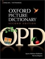 OUP ELT OXFORD PICTURE DICTIONARY Second Ed. ENGLISH / VIETNAMESE - ... cena od 451 Kč