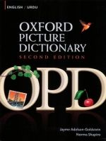 OUP ELT OXFORD PICTURE DICTIONARY Second Ed. ENGLISH / URDU - ADELSO... cena od 451 Kč