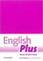 OUP ELT ENGLISH PLUS STARTER TEACHER´S BOOK WITH PHOTOCOPIABLE RESOU... cena od 266 Kč