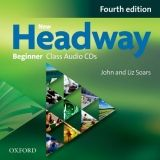 OUP ELT NEW HEADWAY FOURTH EDITION BEGINNER CLASS AUDIO CDs /2/ - SO... cena od 439 Kč
