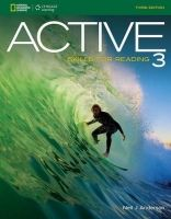 Heinle ELT part of Cengage Lea ACTIVE SKILLS FOR READING Third Edition 3 STUDENT´S BOOK - A... cena od 602 Kč