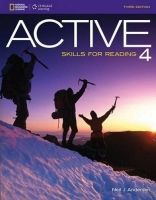Heinle ELT part of Cengage Lea ACTIVE SKILLS FOR READING Third Edition 4 STUDENT´S BOOK - A... cena od 602 Kč