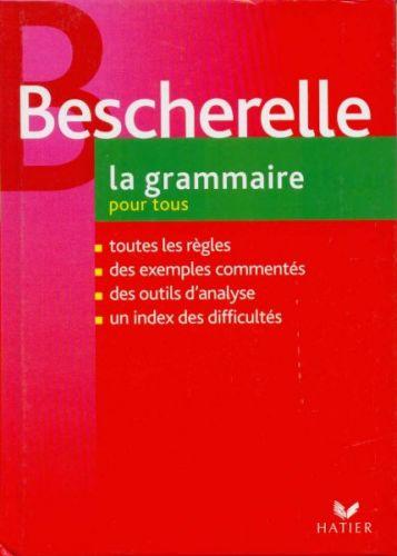 Hachette Livre Bescherelle La grammaire pour tous cena od 180 Kč