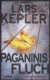 Lars Kepler: Paganinis Fluch cena od 247 Kč