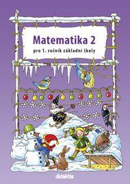 Tarábek P. a: Matematika 1/2 - prac. učebnice, pro 1.r. ZŠ cena od 80 Kč