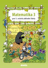 Tarábek P. a: Matematika 1/3 - prac. učebnice, pro 1.r. ZŠ cena od 80 Kč