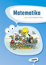 Bulín J. a: Matematika 2. roč. ZŠ - učebnice cena od 133 Kč