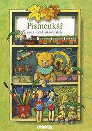 Kozlová M., Tarábek P.: Písmenkář 1 (pro 1. roč. ZŠ) cena od 76 Kč