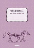 Halasová Jitka: Malá písanka 1 - 1. díl cena od 26 Kč