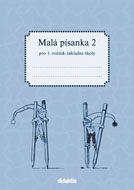 Halasová Jitka: Malá písanka 1 - 2. díl cena od 26 Kč
