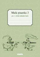 Halasová Jitka: Malá písanka 1 - 3. díl cena od 26 Kč