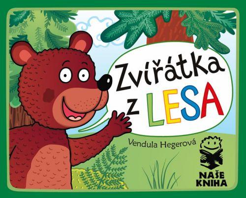 Vendula Hegerová: Zvířátka z lesa cena od 66 Kč
