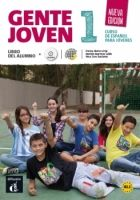 Difusión GENTE JOVEN 1 LIBRO DEL ALUMNO + CD NUEVA EDICIÓN - Alonso, ... cena od 437 Kč