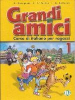 ELI s.r.l. GRANDI AMICI 1 LIBRO PER LO STUDENTE - GERNGROSS, G., PUCHTA... cena od 166 Kč