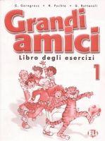 ELI s.r.l. GRANDI AMICI 1 LIBRO DEGLI ESERCIZI - GERNGROSS, G., PUCHTA,... cena od 87 Kč